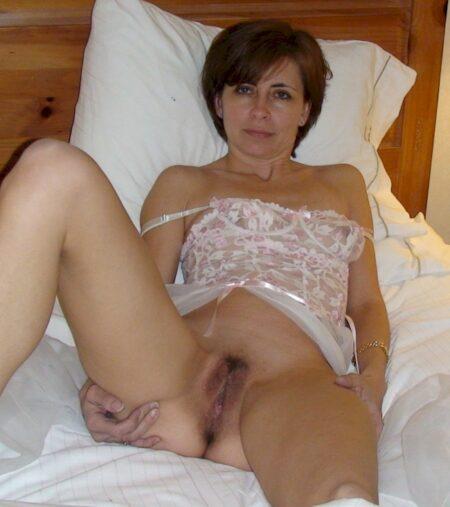 Femme mature coquine docile pour mec séduisant dispo